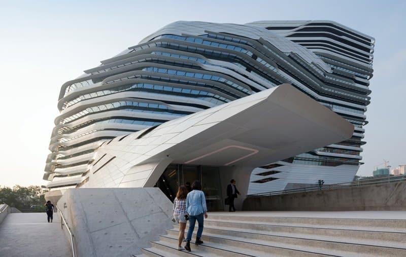 Zaha Hadid edificios