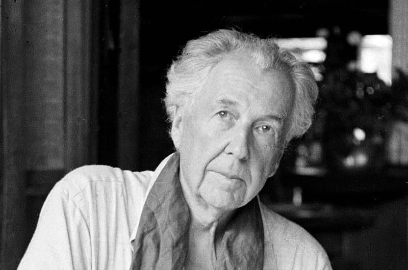 Frank Lloyd Wright fotografía