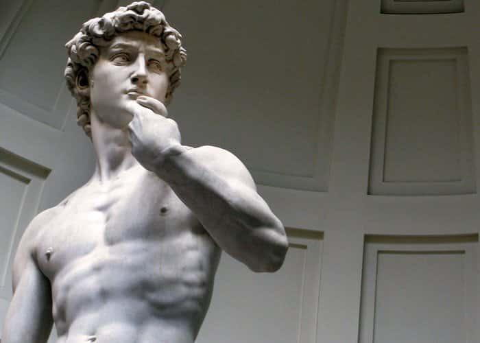 Esculturas más famosas del mundo - David
