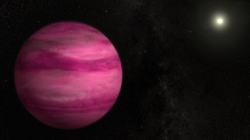Planeta rosa GJ 504b