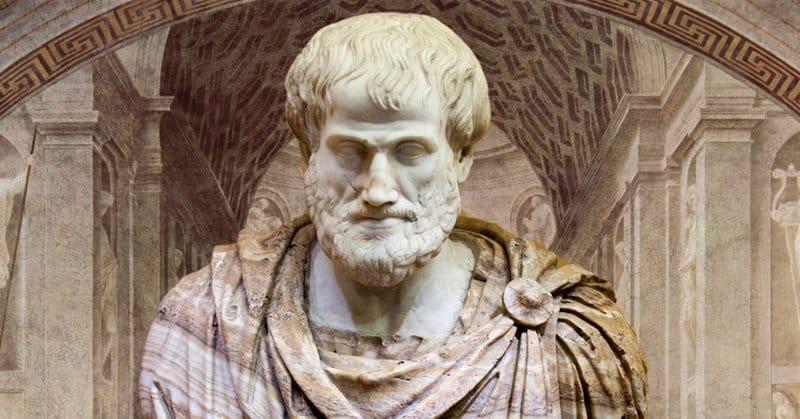 Filósofos más famosos - Aristoteles