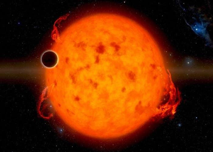 Planeta increíble y espectacular - Más grande
