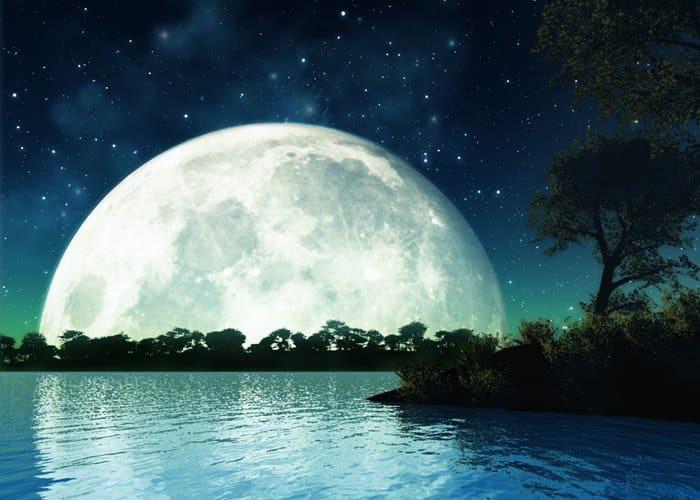 Luna curiosidades