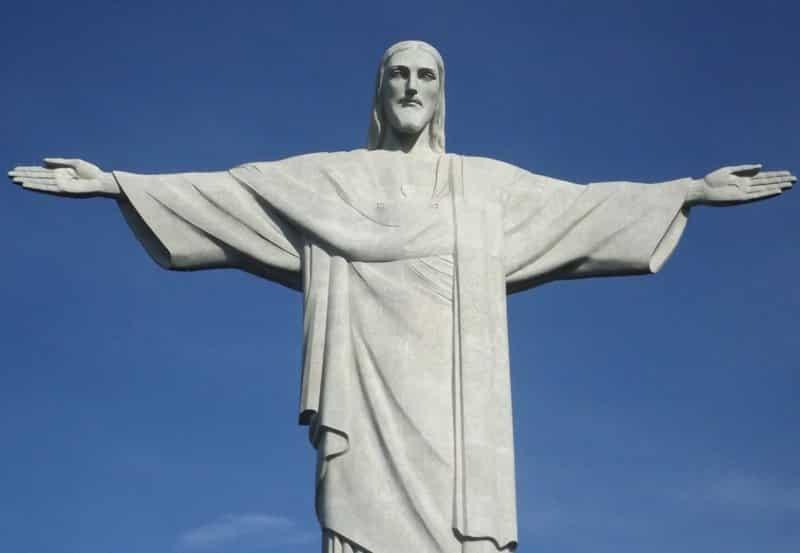 Cristo Redentor - escultura famosa