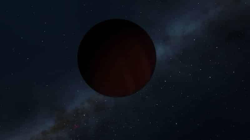 Planeta más oscuro - Tres-2b