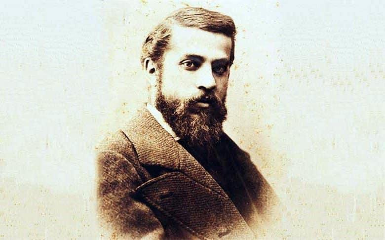 Antoni Gaudí - arquitecto famoso