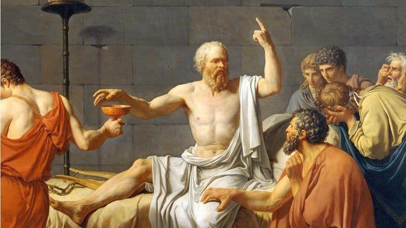 Filosofo famoso Socrates