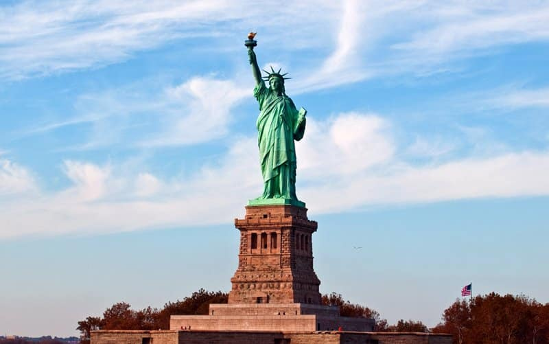 Escultura de la libertad - esculturas más famosas